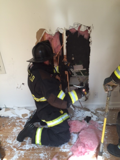 Firefighter Safety and Survival Training